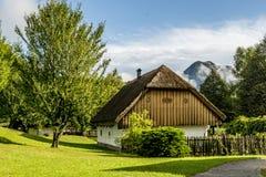 Sous-Pannonian maison Photographie stock libre de droits