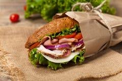 Sous sandwich Photos libres de droits