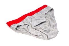 Sous-vêtements de Mens Images stock