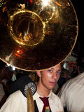 Sousaphone royalty free stock photography