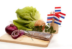 SOUSED HERRING Stock Images