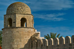 Sousse - Great Mosque Stock Photo