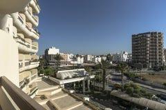 Sousse i Tunisien royaltyfri fotografi