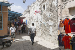 Sousse Medina Royalty Free Stock Photo