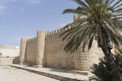 Sousse medina royaltyfria bilder