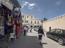 Sousse medina arkivbilder