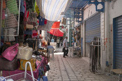 Sousse medina Royalty Free Stock Photos