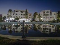 Sousse nocą Zdjęcie Stock
