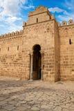 Sousse Ribat, Tunisien royaltyfri bild