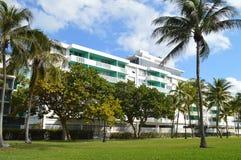 South Beach, Miami, Florida Stock Images