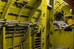 Soute à bombes de B29 Superfortress Photo libre de droits