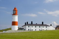 Souter Lighthouse Royalty Free Stock Images
