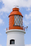 Souter Lighthouse. On the coast of Tyneside, England Royalty Free Stock Photography