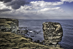 Souter Lighthouse Coastal View Royalty Free Stock Photography