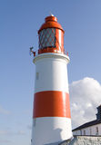 Souter Lighthouse, Sunderland. The worlds first electric lighthouse on the North East of England coast Stock Photos