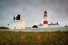 Souter lighthouse in Sunderland. Souter lighthouse in Sunderland, United Kingdom Stock Image