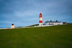 Souter lighthouse, UK. Stock Photo