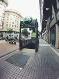 souterrain Photo libre de droits