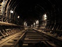 souterrain Photographie stock libre de droits