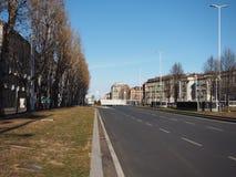 Souterrain de Corso Inghilterra à Turin photo libre de droits