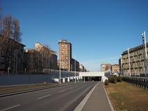 Souterrain de Corso Inghilterra à Turin photo stock