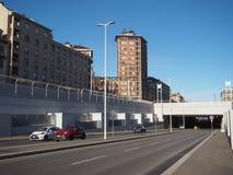 Souterrain de Corso Inghilterra à Turin images libres de droits
