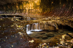 Souterrain Zion Photo stock