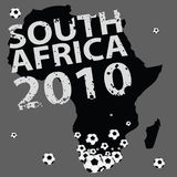 South Africa 2010. Vector illustration for south africa 2010 Royalty Free Stock Image