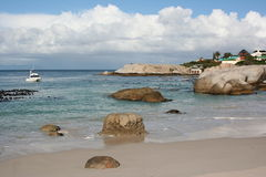 South Africa boulders beach. Nature Royalty Free Stock Image