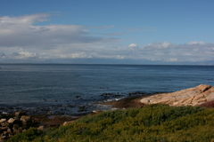 South Africa boulders beach. Nature Royalty Free Stock Photography
