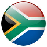 South Africa Button Royalty Free Stock Photography