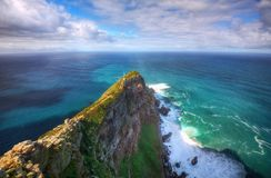 South Africa Cape of Good Hope. Taken in 2013 taken in HDR stock photography