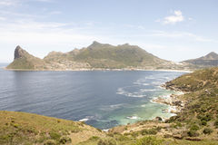 South Africa,Coastline Royalty Free Stock Images