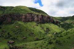 South Africa Drakensberg Mountains Royalty Free Stock Photos