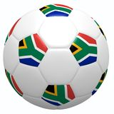 South Africa football Stock Photo