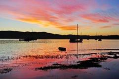 South Africa, Garden Route, Knysna, Thesen Islands Royalty Free Stock Image