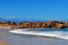 Free South Africa, Garden Route, Plettenberg Bay, Beach Royalty Free Stock Images - 80672329