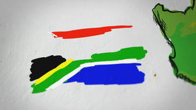 South Africa stock footage