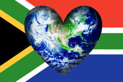 South Africa hearth Royalty Free Stock Photography