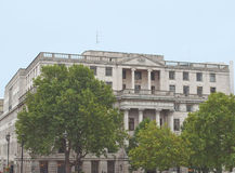 South Africa House, London Royalty Free Stock Photography