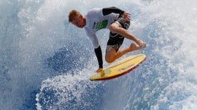 Waveboard world championship mallorca Royalty Free Stock Photos