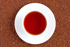 South Africa traditional beverage tea rooibos in Stock Photography