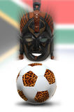 South Africa world cup Stock Photography