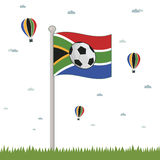 South africa world cup Stock Photo