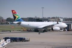 South African Airways Zdjęcia Royalty Free