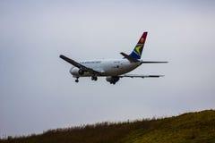 South African Airways Zdjęcie Royalty Free