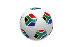 South African  ball Royalty Free Stock Image