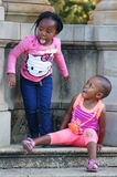 South African children Royalty Free Stock Image
