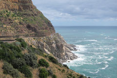 South African Coast Royalty Free Stock Photo