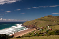 South African coastline Stock Photos